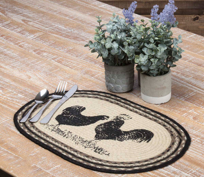 Sawyer Mill Poultry Placemat