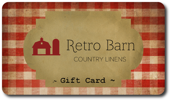 Retro Barn Gift Cards
