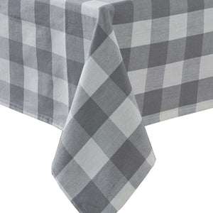 Wicklow Dove Check Tablecloth