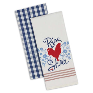 Rise and Shine Dish Towel Set