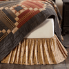 Maisie Bedskirt and Quilt by VHC Brands