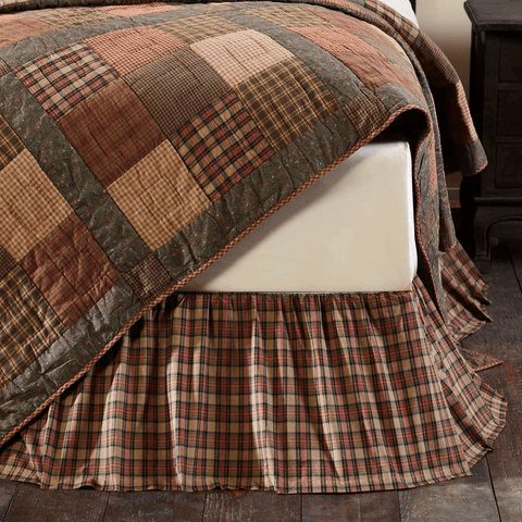 Crosswoods Bedskirt