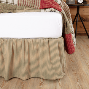 Prairie Winds Bedskirt 16""