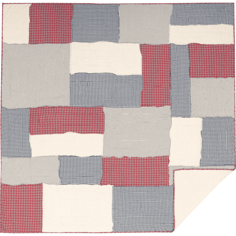 Hatteras Patch Quilt