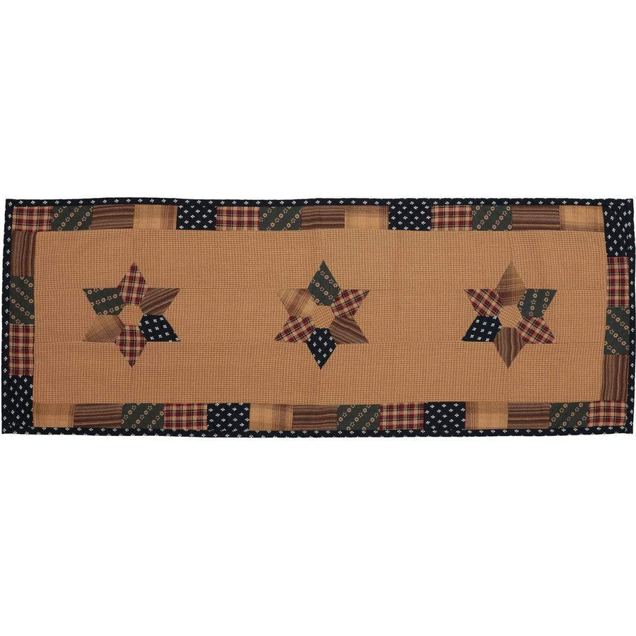 Patriotic Patch Table Runner