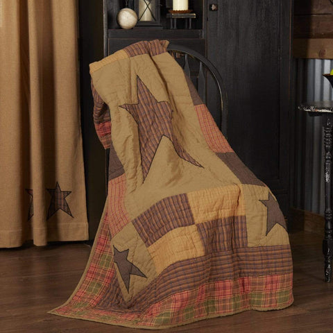 Stratton Quilted Throw