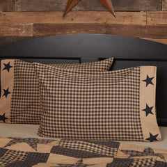 Teton Star Pillow Case Set