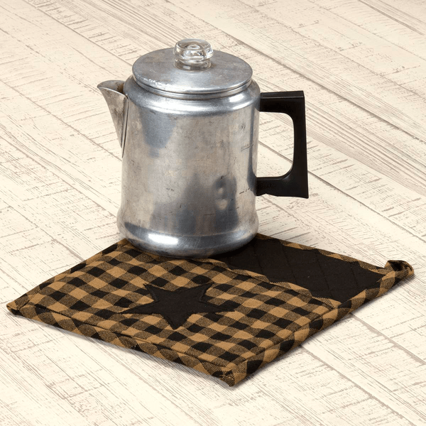 Black Star Pot Holder