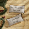 Timberland Pillow Set - Retro Barn Country Linens - 1
