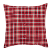 Braxton Fabric Euro Sham - Retro Barn Country Linens - 2