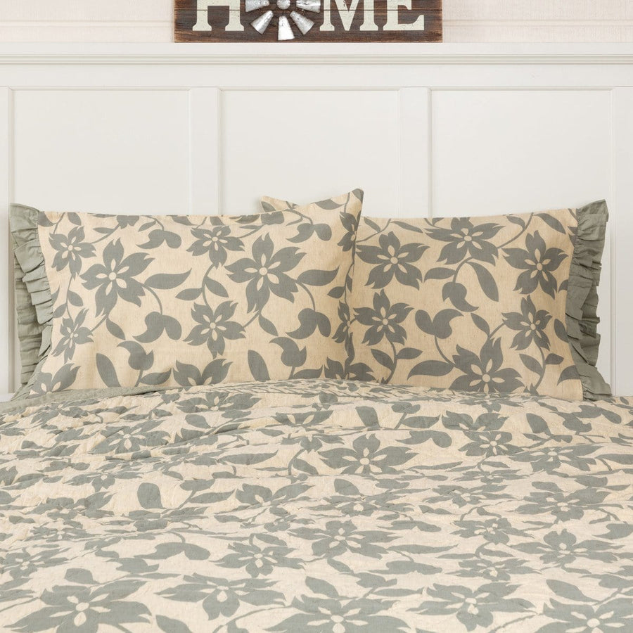 Briar Sage Pillow Case Set