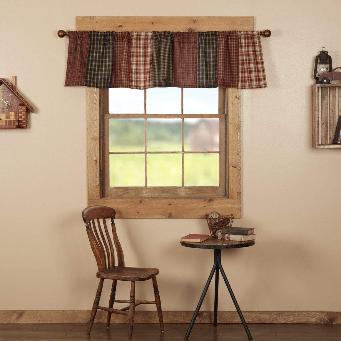 Beckham Patch Valance