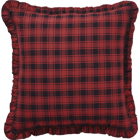 Cumberland Plaid Pillow