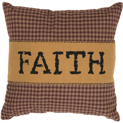 Heritage Farms Faith Pillow