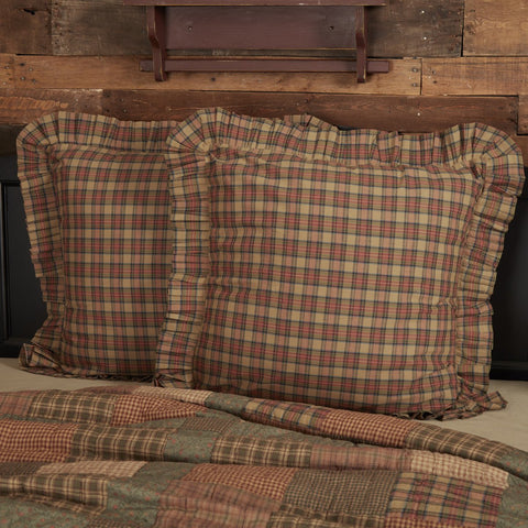 Crosswoods Fabric Euro Sham