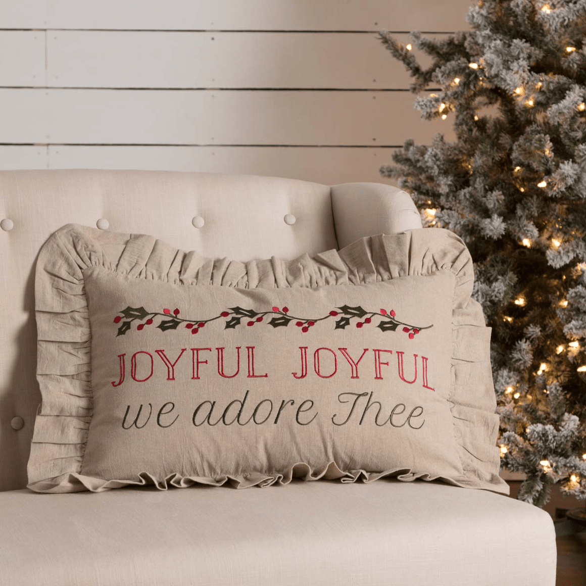Joyful Pillow