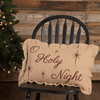 O Holy Night Pillow