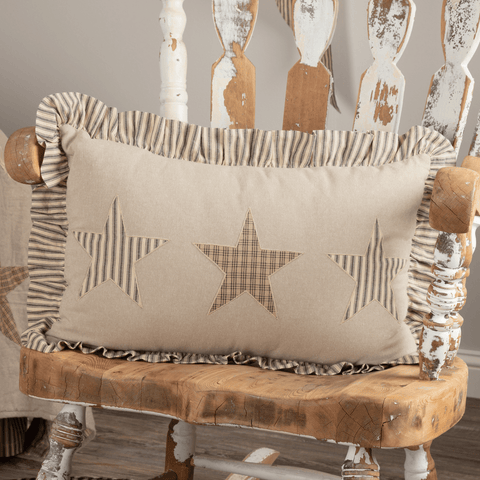 Sawyer Mill Star Pillow