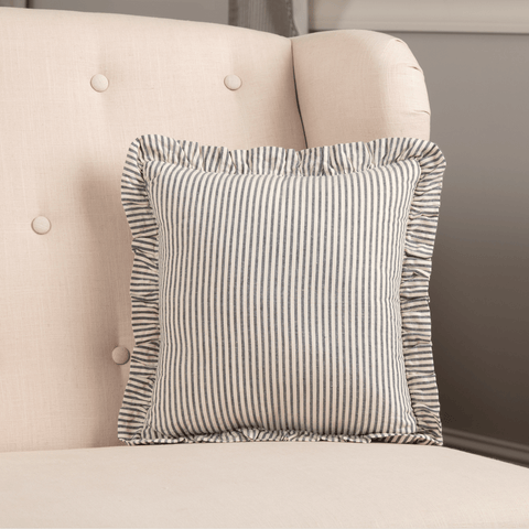 Hatteras Ticking Stripe Pillow