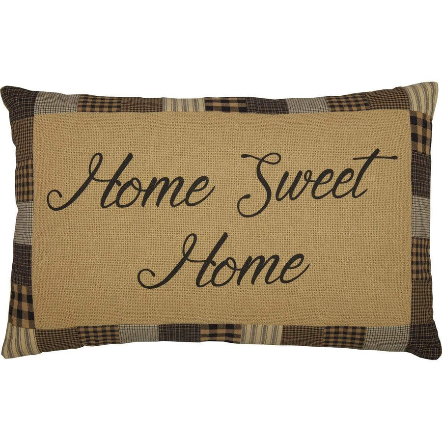Farmhouse Star Home Sweet Home  Pillow