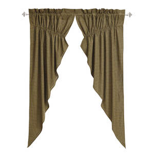 Tea Cabin Prairie Curtain