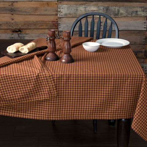 Patriotic Patch Tablecloth