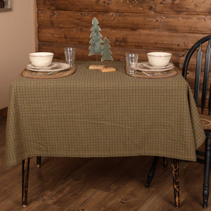 Tea Cabin Square Tablecloth