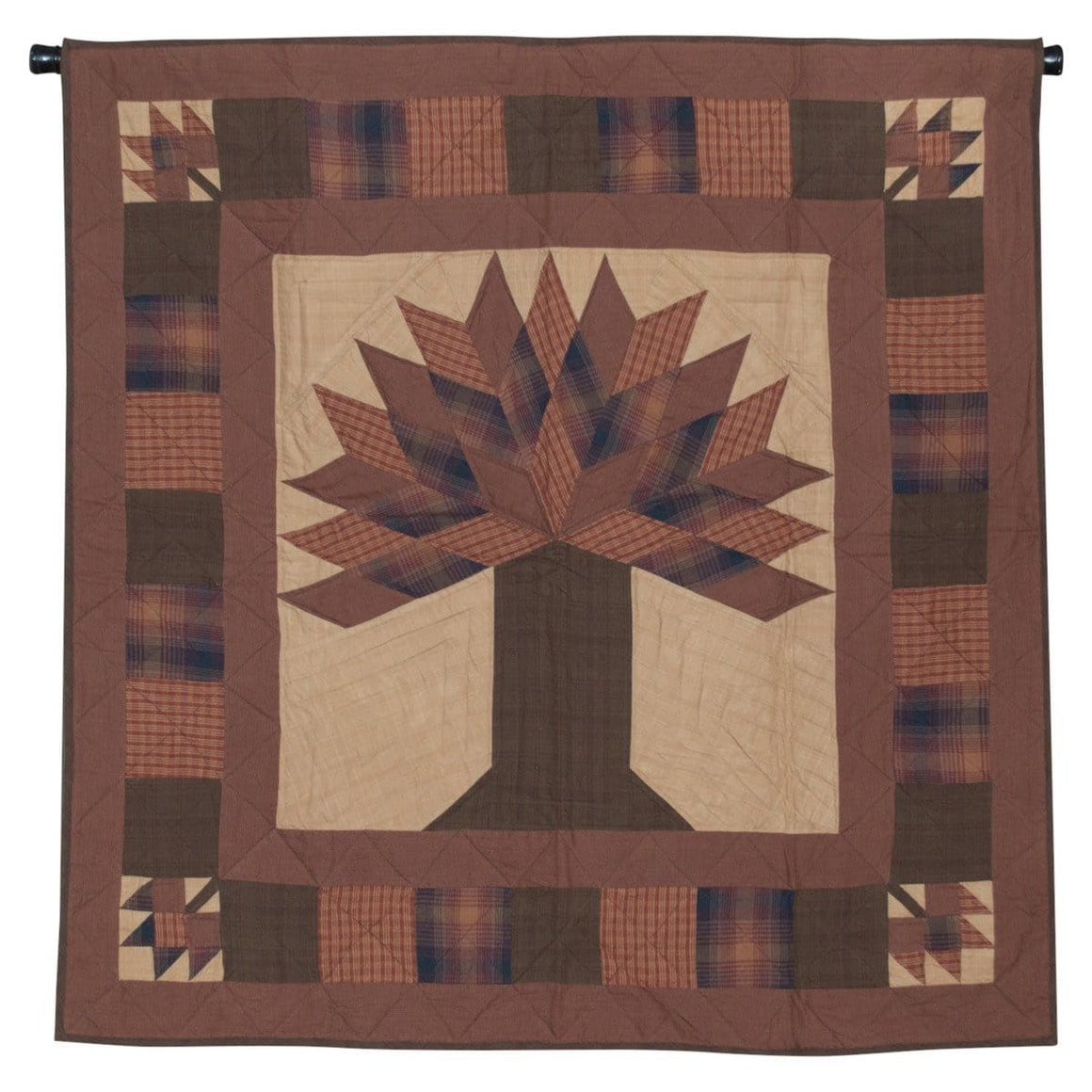 Autumn Tree Mini Quilt - Table Topper/ Wall Hanging
