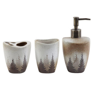 Huntsman Bath Decor Set