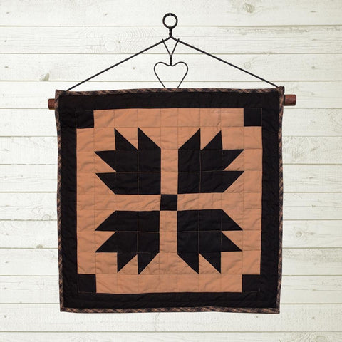 Black Bear's Paw Quilt Block