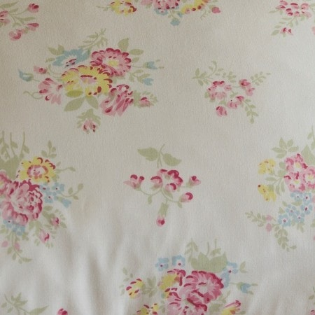 Clovelly Euro Sham - Retro Barn Country Linens - 2