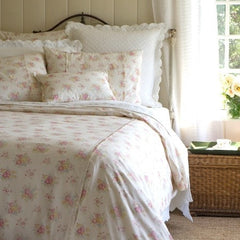 Clovelly Duvet Cover - Retro Barn Country Linens - 1