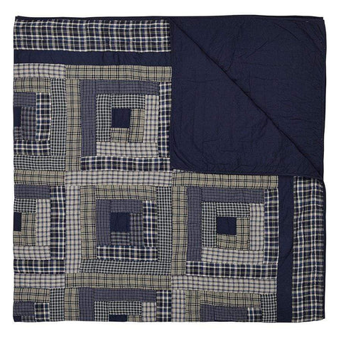Columbus Quilt - Retro Barn Country Linens - 4