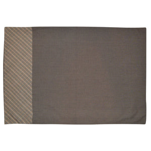 Fieldstone Bordered Pillow Case Set