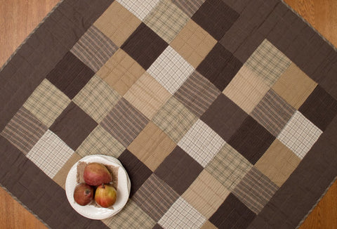 Fieldstone Mini Quilt - Table Topper