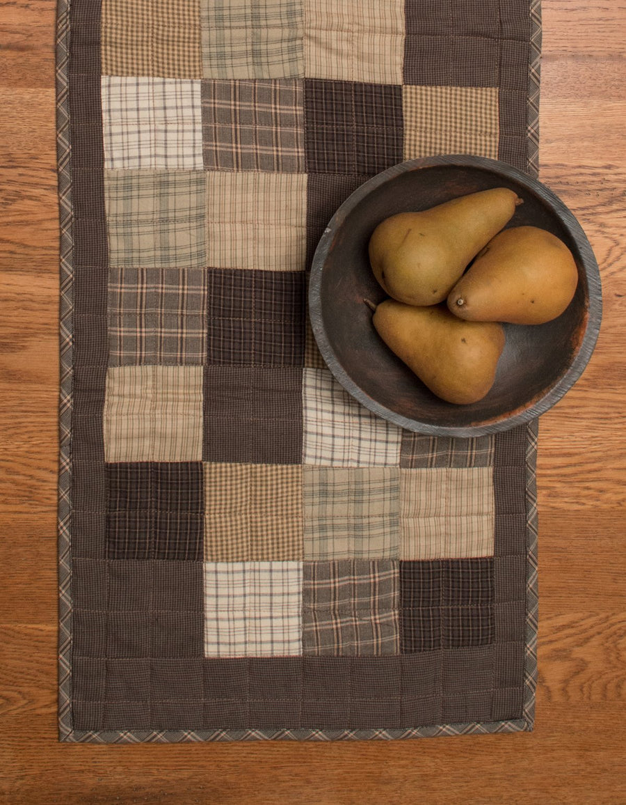 Fieldstone Table Runner