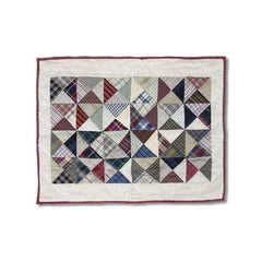 Kaleidoscope Standard Sham - Retro Barn Country Linens