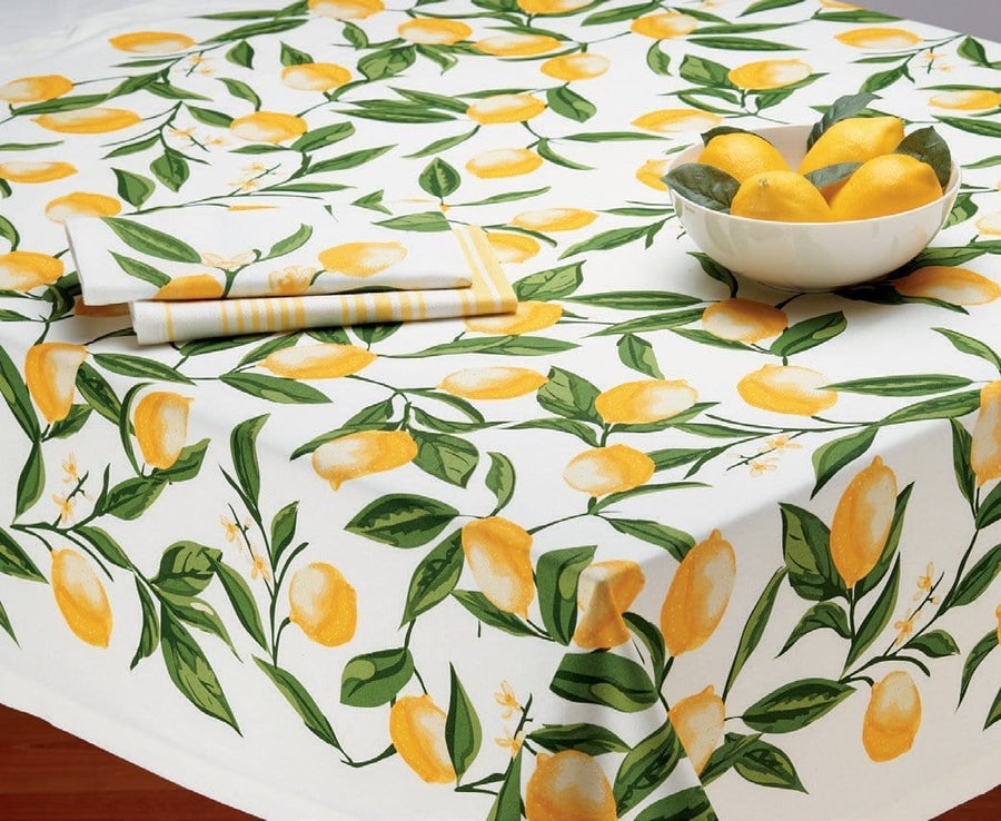 Lemon Bliss Napkin Set of 2