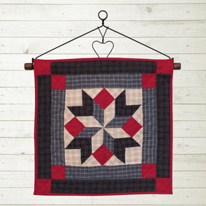 Patriot Star Quilt Block
