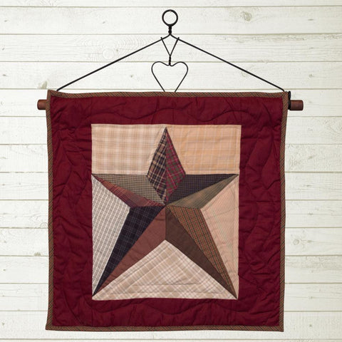 Scrappy Star Quilt Block by Retro Barn