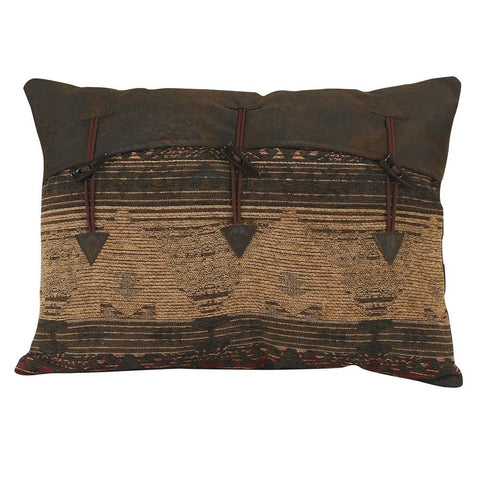 Sierra Oblong Pillow - Retro Barn Country Linens