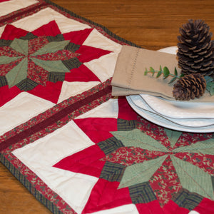 Starburst Table Runner
