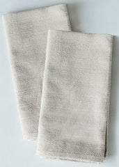 Tan Woven Napkin Set of 2