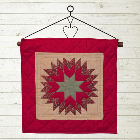Treasured Star Quilt Block