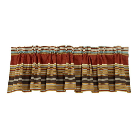 Calhoun Valance - Retro Barn Country Linens