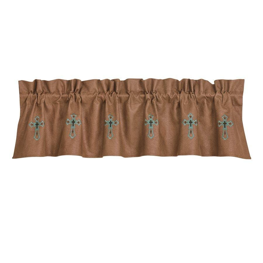 Las Cruces II Embroidered Valance