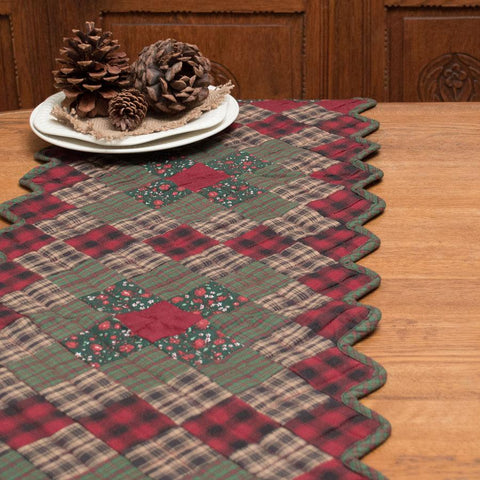 Winterberry Table Runner by Retro Barn