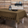 Black Star Tablecloth