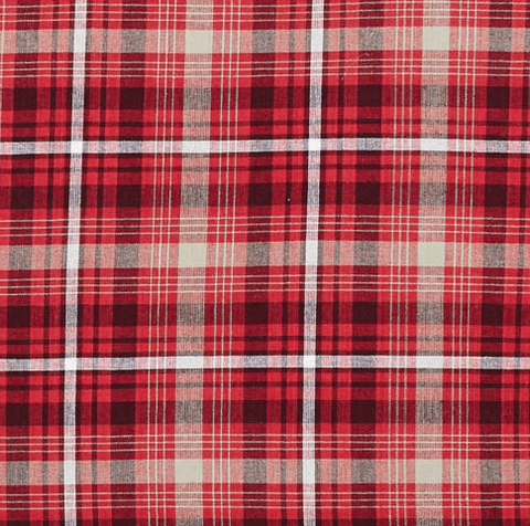 "Braxton Bedskirt 16"" - Retro Barn Country Linens - 2"