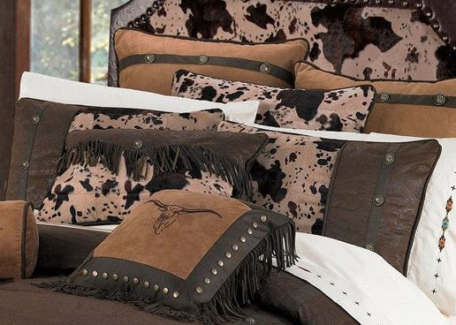Caldwell Western Comforter Set By Hiend Accents Retro